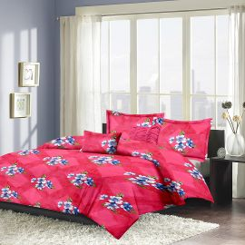 MEL - 16A-orange-Small with 2 pillow covers