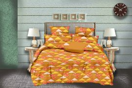 MEL - 32-yellow-Small with 2 pillow covers