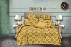 MEL - 33-yellow-Small with 2 pillow covers