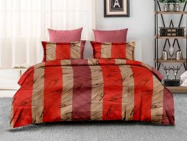 ZO - 08B-orange-Small with 2 pillow covers