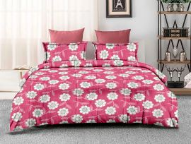 ZO - 09A-Pink-Small with 2 pillow covers