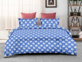 ZO - 10B-Blue-Small with 2 pillow covers