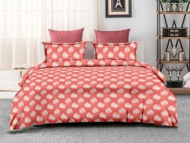 ZO - 10C-Pink-Small with 2 pillow covers