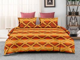 ZO - 11A-yellow-Small with 2 pillow covers