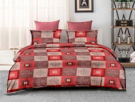 ZO - 12A-Pink-Small with 2 pillow covers