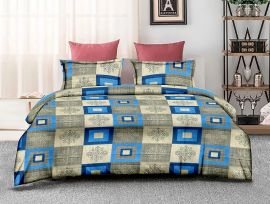 ZO - 12B-Blue-Small with 2 pillow covers