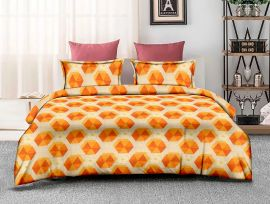 ZO - 13B-yellow-Small with 2 pillow covers