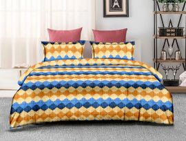 ZO - 14B-Blue-Small with 2 pillow covers