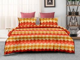 ZO - 14C-orange-Small with 2 pillow covers
