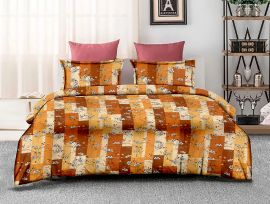 ZO - 15A-yellow-Small with 2 pillow covers