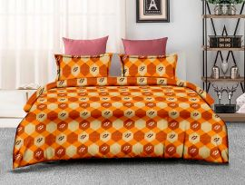 ZO - 16B-yellow-Small with 2 pillow covers