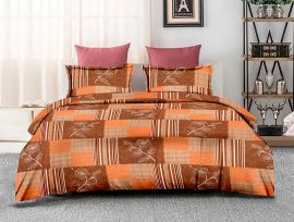 ZO - 17E-orange-Small with 2 pillow covers