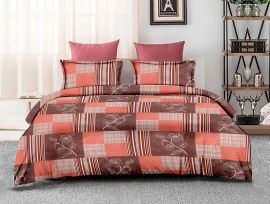ZO - 17F-Pink-Small with 2 pillow covers