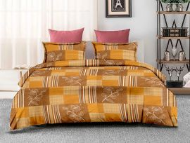 ZO - 17G-yellow-Small with 2 pillow covers